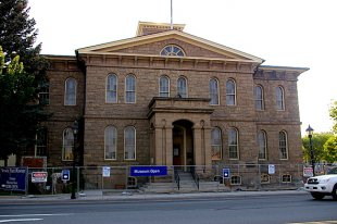 Old Mint State Museum Carson City Nevada Nv Photo